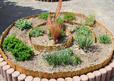 Neuer Schulgarten der Schiller Schule Dreieich – Sprendlingen