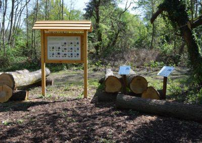 Eröffnung Naturlehrpfad