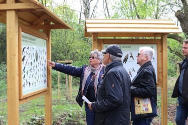 Naturlehrpfad am Lehr- und Kräutergarten Dreieich